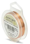 Artistic Wire 34 Gauge Bare Copper Wire