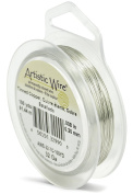 Artistic Wire 100 yd 32 Gauge Tinned Copper Wire