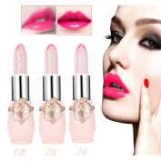 IGEMY Beauty Bright Crystal Jelly Lipstick Magic Temperature Change Colour Lip