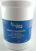 Glorex blumen-tauchwachs 450 G, Wachs, Mehrfarbig, 10.5 x 10.5 x 14.5 cm