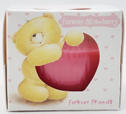 2 x FOREVER FRIENDS SOY WAX CANDLE IN GLASS POT - ** CHOOSE SCENT **