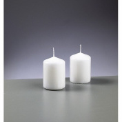 White Candles Diameter 60 mm Height