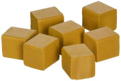 Harbour Sales HWB15a Beeswax for Candle Making, Crafts and Encaustic Painting, Chestnut