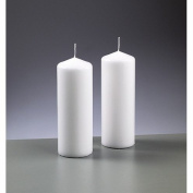 Candle White Diam. 60 mm x 165 mm High Life 38H