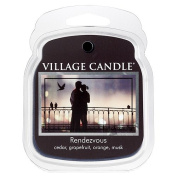 Village Candle Rendezvous Wax Melt, Black