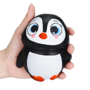 Soft Toys,Familizo Cute Penguins Squishy Slow Rising Dolls Cream Scented Decompression Cure Toys
