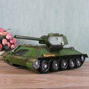 YUYUAN Tanks crafts car models Decoration