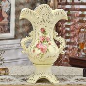 YUYUAN Continental home decoration ceramic vases flower pots wedding , b18