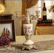YUYUAN Resin jewellery crafts-style home decoration ideas modern resin gift decoration , 25*17*38cm