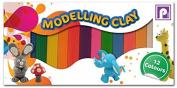 Pennine Modelling Clay, Multi-Colour