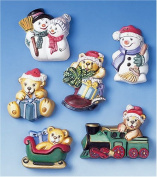 KnorrPrandell Mould Merry Christmas, Transparent