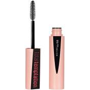 Maybelline Makeup Total Temptation Washable Mascara, Blackest Black Volumizing Mascara, 10ml