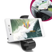 Mobilefox Car Jaws Holder Dashboard Mobile Phone Cradle Mount for Sony Xperia Z3 Z3+ Z5 Compact