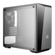 Cooler Master MasterBox Lite 3.1 TG Mini-Tower M-ATX Case (No PSU) - Front USB 3.0 x 2, HD Audio,