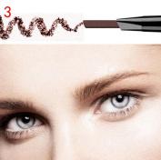 squarex Waterproof Eye Brow Eyeliner Eyebrow Pen Pencil With Brush Makeup Cosmetic Tool