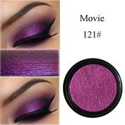 Glitter Shimmer Colours Matte Eyeshadow Metallic Eye Shadow Makeup Cosmetic