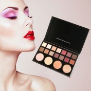 Eye Shadow Eyeshadow Palette Nude 18 Colours Set Powder Pressed Beauty Pro