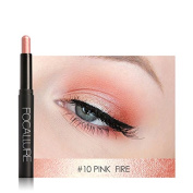 Pearl Eyeshadow Pencil Fashion Fast Drying Smooth Cosmestic Gift Beauty