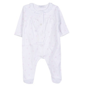 Absorba Boutique Baby Girls' ligne Marin Footies