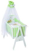 Easy Baby 480-50 Bassinet Set – Green