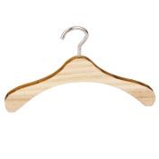 10pcs 1/4 BJD Dolls Accessory Wooden Clothes Hanger Pattern B by Generic
