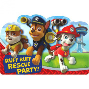 8 Paw Patrol Party Invitations