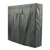 CK Club Heavy-Duty Waterproof Table Tennis Table Cover, Outdoor Ping Pong Table Cover for JOOLA STIG Table Tennis Table