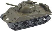 NEWRAY 1:32 CLASSIC TANK MODEL KIT - M4A3 WWII AMERICAN TANK