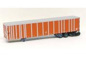 Bowser BOW41366 HO 16m Roadrailer, Schneider #142243