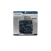 IDUINO USB Host Shield Expansion Board Google Android Compatible for Arduino