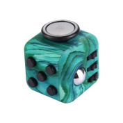 Mr BiGz Fidget Toy Cube Relieves Stress,Anxiety Attention and Boredom for Children and Adults