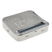 Y-ROM6840S - Bull Brand Stainless Steel Slim Automatic Rolling Box for 6mm Filters