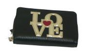 Love Moschino Women's Wallet Black black PICCOLO