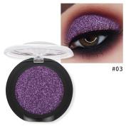 Masrin 20 Colours Eye Shadow Diamond Makeup Pearl Metallic Eyeshadow Palette Makeup Avai