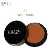 Cream Puff Pressed Compact Powder Face Makeup Concealer Foundation Palette KaloryWee Beauty Creamy Moisturising