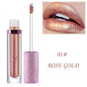 Lipfinity Lipstick Shimmer Lipstick Diamonds Waterproof Long Lasting Lip Cosmetic KaloryWee Beauty Makeup