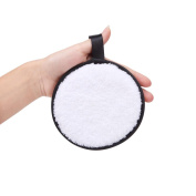 Makeup Remover Cloth Wipes Make Up Off for Clean Clear Skin Facial Cleansing Cloths Natural & Simple to Use - Gift Idea
