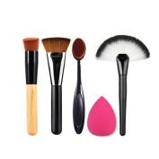 Cosanter Cosmetics Brush Set Makeup Tools Water Powder Puff