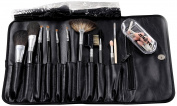 jimont Cosmetics Blanket Of Brushes and Brushes – Pack of 12