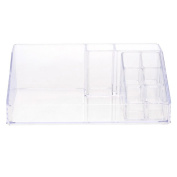 Domybest Creative Crystal Cosmetic Box Case Makeup Lipstick Holder Jewellery Toiletry Storage Container