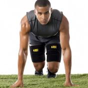 FHSTREET Sweet Sweat Thigh trimmer Belt Balanced Body Fitness Excercise Neoprene Hook and loop Belt