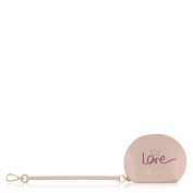 Radley Dusty Pink Smile, Love, Happy Bag Charm Model 10388