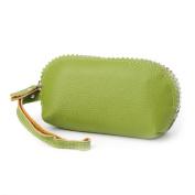 Fogun Women Wristlet Bags, Card Coin Key Holder Zip Soft Wallet Pouch Purse
