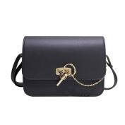 Women Nubuck Leather Solid Lock Crossbody Bag Handbag Fashion Messenger Bags,Stylish Waterproof Travel Shoulder Beach Bags