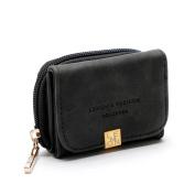 Women's Purse Fashion Zipper Hasp Mini Wallet Card Coin Holder Small Billfold Bag Gift by LMMVP