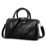 Women PU Leather Lightweight Crossbody Bag Handbag Fashion Messenger Bags,Stylish Waterproof Travel Shoulder Beach Bags