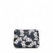 RADLEY FOLK DOG MEDIUM POUCH BLACK