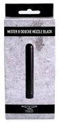 Mister B Douche Plastic Nozzle, Black