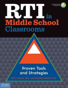 RTI IN MIDDLE SCHOOL CLASSROOMS
