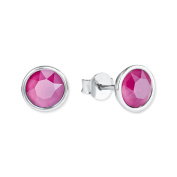s.Oliver Women Silver Stud Earrings - 2020880